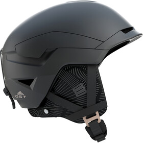 Salomon Quest Helmet Dame black/pink gold